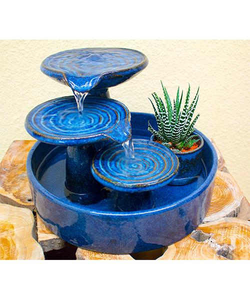 Zimmerbrunnen archive keramikatelier beha - Feng shui gartenbrunnen ...